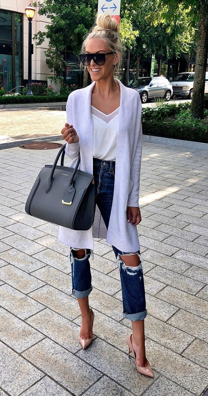 The Latest Street Style Outfit Ideas